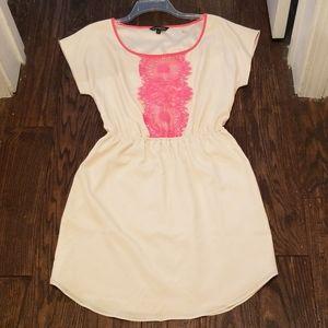 Express short sleeved dress